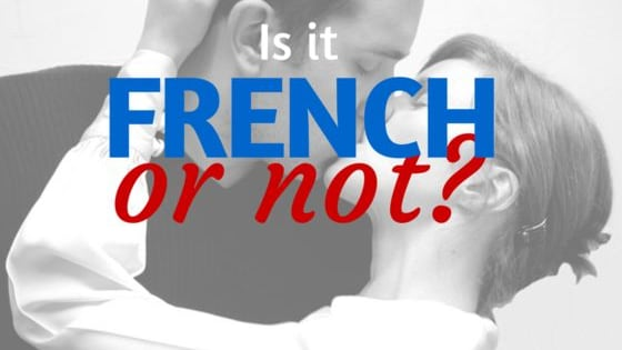 """Are these popular """"French"""" terms truly French? For the full article, visit http://www.talkinfrench.com/french-or-not/"""