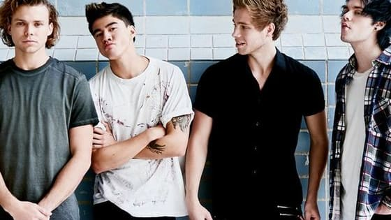 We're always wishing for a 5SOS member on our birthday!