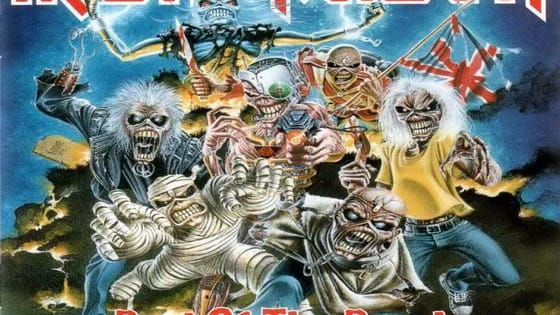 Are you The Number of the Beast, Piece of Mind, Powerslave, Somewhere In Time, or Seventh Son of a Seventh Son?