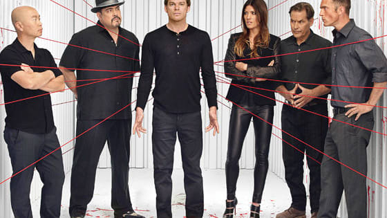 It's been 10 years since Dexter premiered, but the show's characters have made a lasting impact. In a world of serial killers, sex-crazed forensics specialists and foul-mouthed cops, which one are you most like?