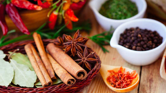 Which spice channels your energies to a T? Find out now!