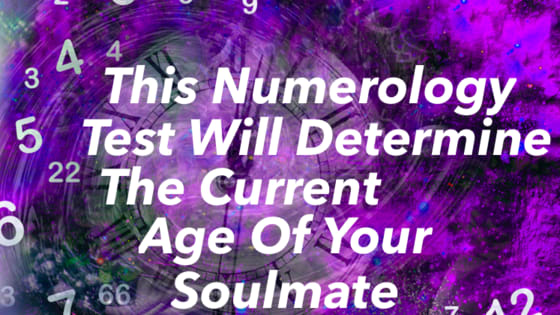 Each number number carries its own specific vibration. The numbers you choose will align you with your destiny. Ever wonder how old your soulmate is? Well now's the time to find out!