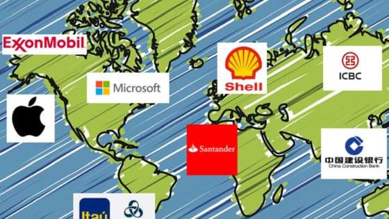 ¿Cuánto sabes de los beneficios de las empresas que cotizan en Bolsa? ¿Cuál es la compañía europea que más ganó en su último ejercicio fiscal? ¿Y la estadounidense? Completa este cuestionario y comprueba tus conocimientos