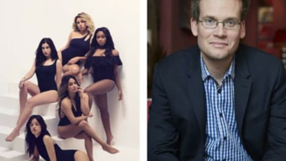 Time to tell if you know the difference between John Green books and Fifth Harmony tunes.