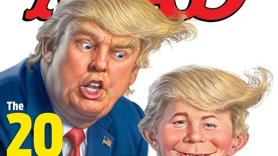MAD Magazine is finishing the year with a look back at the 20 dumbest moments from 2015... which of our Top 10 picks do you think should make the list?