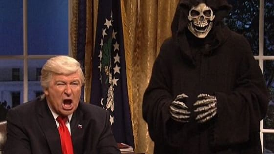 """The Trump administration is giving the """"Saturday Night Live"""" team a lot of material"""