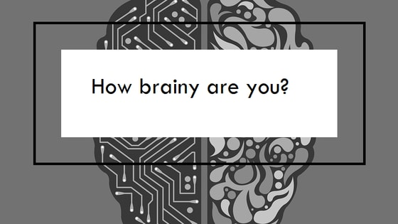 It's about time we put you to the test with this super simple brain quiz!