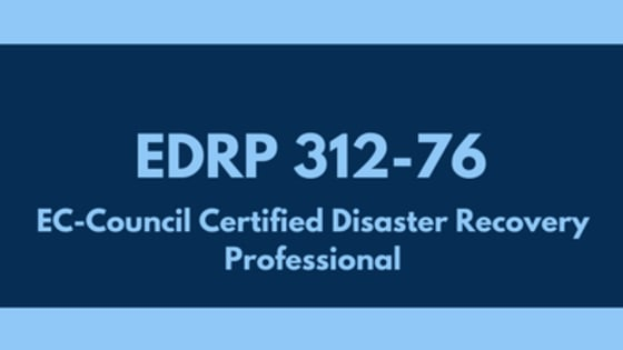 Start your Preparation for EC-Council 312-76 and become EC-Council Disaster Recovery Professional certified with edusum.com. Here you get online practice tests prepared and approved by EC-Council certified experts based on their own certification exam experience. Here, you also get detailed and regularly updated syllabus for EC-Council 312-76.