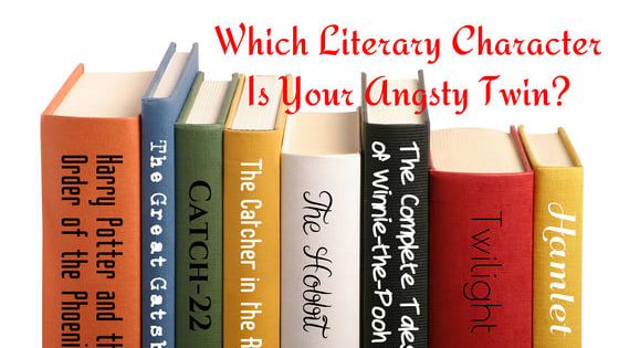 Are you an endearing Eeyore, a baffling Bella Swan or an infuriating Holden Caulfield?