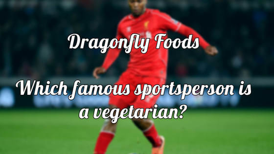 We've looked a wide rannge of sports stars from multiple different sports and it is now up to you to determine which of these is a vegetarian!