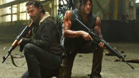 The Walking Dead Season 7 has started, and it looks like it's going to be an intense season.  Are you ready? Everyone knows that in order to survive a zombie apocalypse you got have smarts and you have to have weapons. Take the quiz and see what Walking Dead Weapon best suits you.
