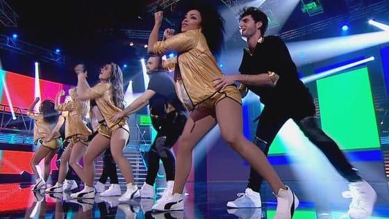 El test de baile de 'Top Dance'