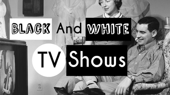 Let's go back in time, before the time of iPhones and HD TV, right back to the time before TV's had color....Do you know what these TV shows are?