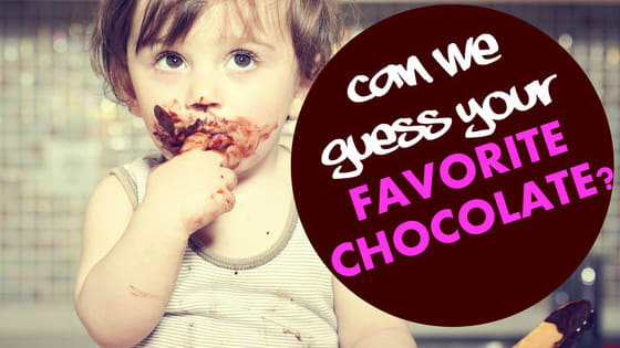 According to many psychological studies, your chocolate preferences say a lot about your personality.