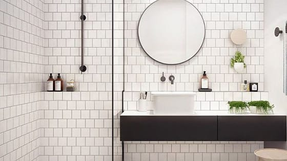 Dreaming about upgrading your bathroom to spa status? Pick a few favorite tile patterns here, and we'll show you your perfect in-home getaway!
