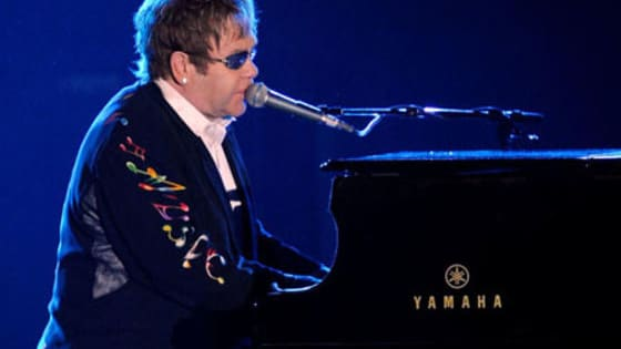 Think you know your Elton songs? Give these a go from the lyric...
