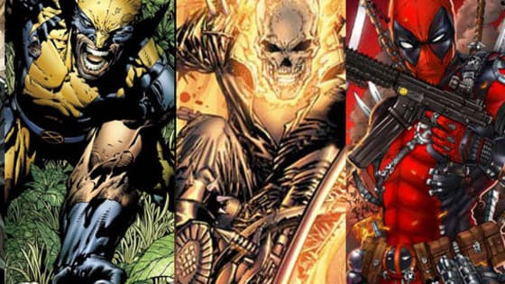 Ever wonder what anti hero you would be in the Marvel universe? Well,  if so then this quiz is for you!