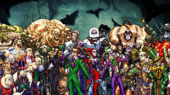 You think you're a villain? Well find out which one you are. Have Fun!!!!