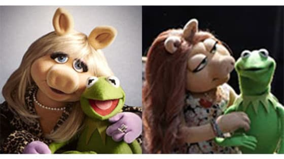 As part of the new Muppet Show Kermit The Frog is with another pig so who should Kermit really be with? Miss Piggy or Denise? You be the judge.