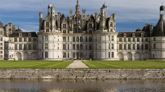 Royalty needs a place to live. What type of castle suits you best?