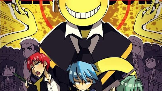 How well do you know Assassination Classroom?
