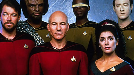 """Star Trek The Next Generation"" is the most recognized cast of actors among the franchise. Let's take a look at them during the show, and then jump to now!"