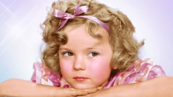 Little 9 Year old Shirley Temple makes a 14 year old boy's dreams come true