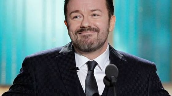 The Golden Globes host has said a lot of interesting things over the years. Whether as himself or as one of the many characters he's played, can you successfully match the quote to the character?