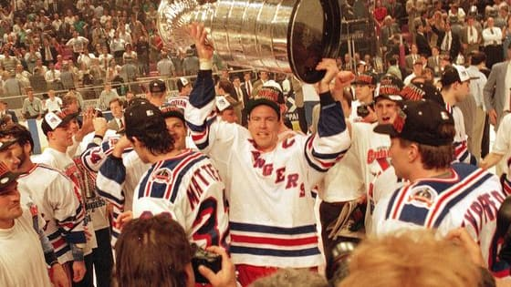 Take a look back at some of the key figures who were part of the '94 Stanley Cup Final when the Rangers ended their 54-year drought and brought the cup back to Broadway after a Game 7 win at The Garden.. Do you know what everyone is up to?