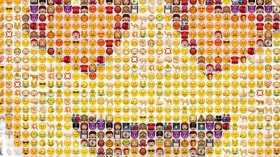 ¿Qué emoji describe a la perfección tu año? 😍 ¡Vamos a averiguarlo!