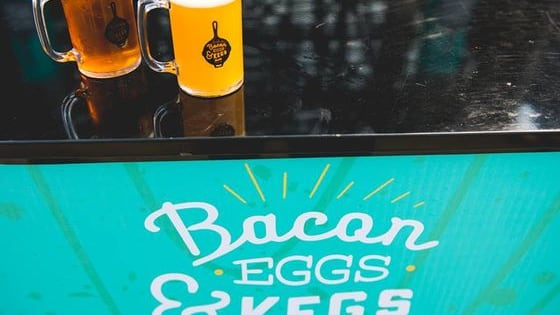What is Bacon Eggs & Kegs you ask? Well, its exactly as it sounds… a delicious food inspired beer festival where you can try Seattle's best bacon and egg inspired foods paired with tons of options for ice cold beer. Not a beer drinker? No worries, we've got the best Bloody Mary's this side of the Mississippi waiting for you. What makes this even more delicious? The proceeds from this event give back to the Seattle community through support of The World is Fun's programs!