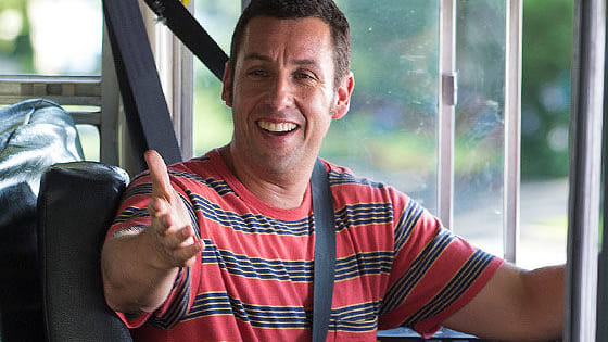 This trivia is based on your knowledge on the Sandler Family.