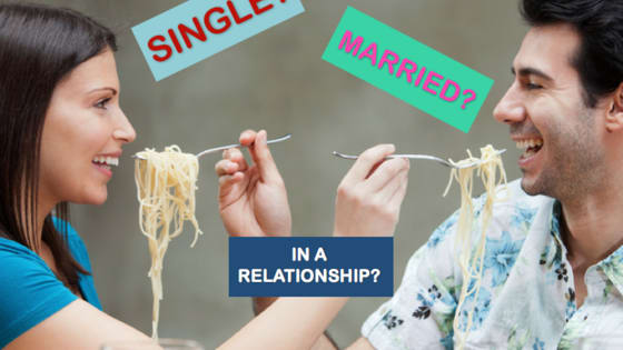 Does what you eat determine your relationship status? Find out here!
