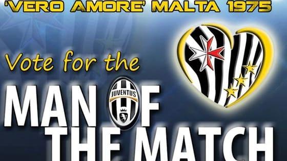 Juventus Club Vero Amore Malta 1975