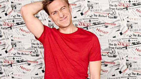 Russell Howard has a gift for pulling out some real headline humdingers to share with us. But can you tell the real ones from those we made up?