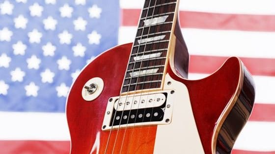 There are many Patriotic Classic Rock Songs. Here is the Ultimate Top Ten Countdown.  Check out these great videos and be sure to Like our page. http://www.facebook.com/NamethePlayer