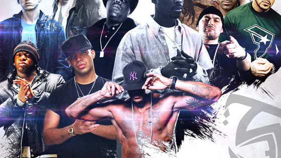 Which rapper are you most like?