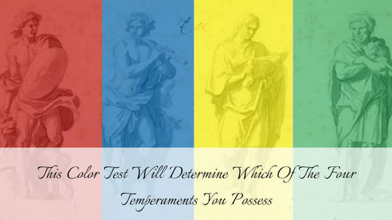 The colors you choose will determine the results of the world's oldest personality test!