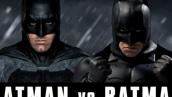 As everyone is aware Ben Affleck is playing the next batman. Do you think he'll be good