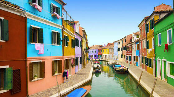 There's a lot more to these countries than their capital cities, and you should see it all! The colors that stand out most to you in the following photos will help you plan your next European vacation!