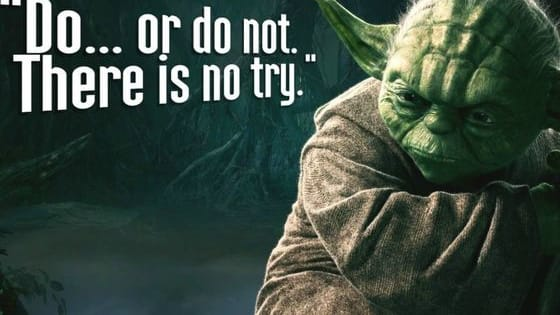 So you think you know your Star Wars quotes huh? Time to step up then, young Jedi.