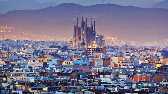 Show off your Barcelona knowledge!