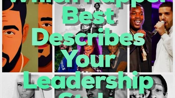 Which of these leaders of the Rap New School are you?