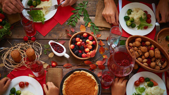 What will be the talk of Thanksgiving this year?