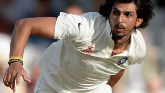 Ishant Sharma was not included in the Delhi squad for their Ranji Trophy 2015-16 opening match versus Rajasthan.