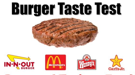 The fastest growing weight loss meal delivery system in America put its hamburger patty against popular national chains in a blind taste test. You may be surprised at who came out on top!