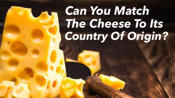 How well do you know your cheese?!