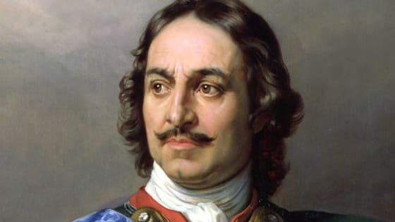 This is a quiz about Peter the Great made by Christian Greenblott