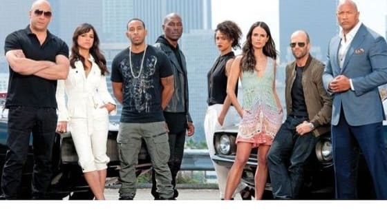 Do you agree with my list on how the Fast Franchise is very Awesome!  Fast 8 is due to Race into theaters on April 14, 2017!  The film stars Vin Diesel, Dwayne Johnson, Michelle Rodriguez, Ludacris, Tyrese Gibson, Scott Eastwood, Jordana Brewster, Charlize Theron, Kurt Russell, Jason Statham, Kristofer Hivju and Nathalie Emmanuel!