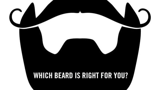 """With the cooler temperatures of winter just around the corner, we're on the cusp of """"Beard Season."""" The time of year when normally smooth-skinned men turn to the power of the beard to provide an extra layer of warmth to get them through the cooler seasons ahead.  This month, we've put together a quiz to help you Choose Wisely, and decide which beard is best suited for you."""